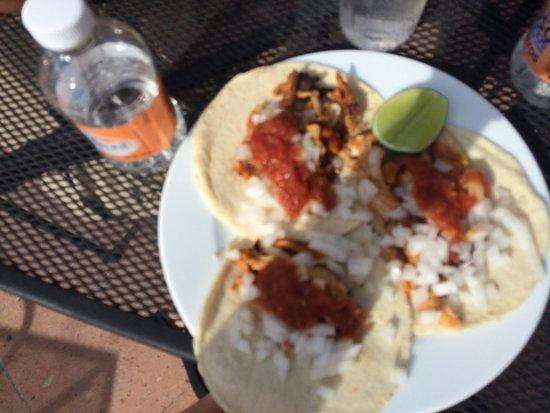 Occidental Nuevo Vallarta: Tacos on the beach. Amazing.