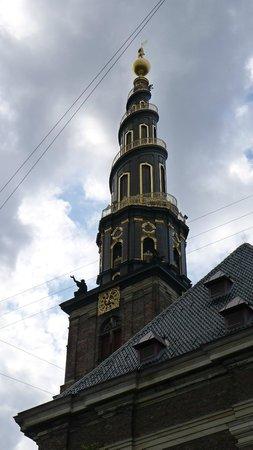 Iglesia de Nuestro Salvador: Church tower