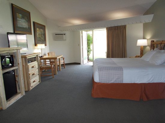 Best Western East Zion Thunderbird Lodge: Standard King