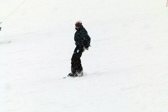 Info Farellones: Snowboard