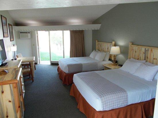 Best Western East Zion Thunderbird Lodge: Standard Queen