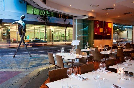 Palettes Restaurant at The Sebel Brisbane