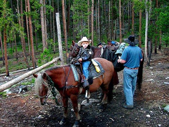 Sombrero Ranch: On the ride