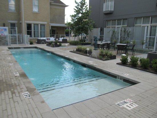 Hotel Ella: Pool