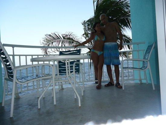 Oyster Bay Beach Resort: Vista al mar