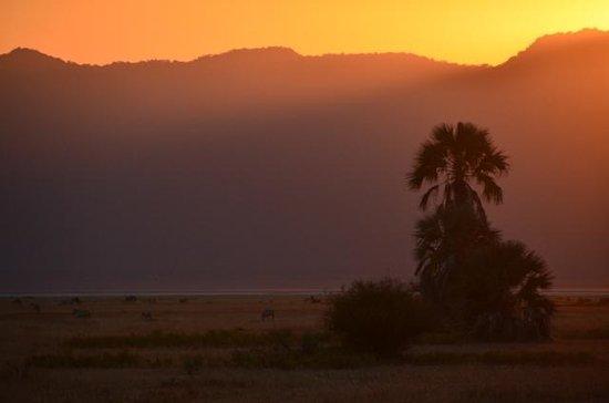 Maramboi Tented Camp: Sunset
