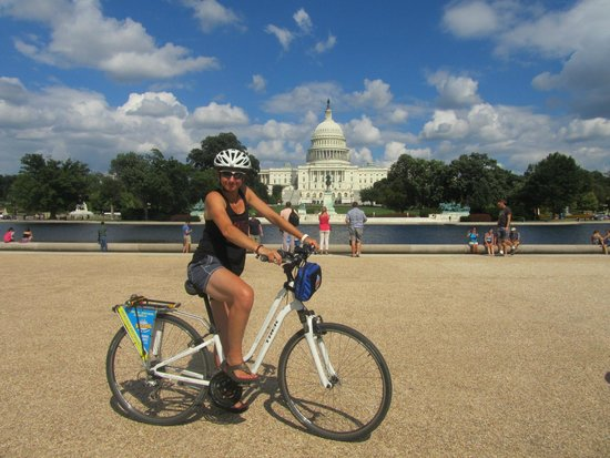 Bike and Roll DC: Kate & The Kapitol!