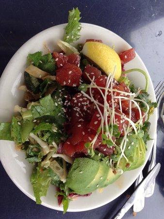 Brophy Bros. : Salade au thon mariné
