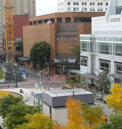 Photo of Clothing Store Nordstrom Downtown Portland at 701 Sw Broadway, Portland, OR 97205, United States
