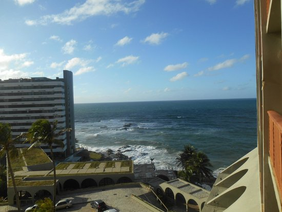 Bahia Othon Palace : Vista panoramica
