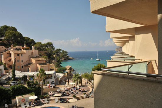 H10 Blue Mar Boutique Hotel: Вид из номера