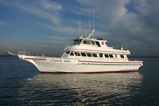 Captain John's Fishing and Cruising