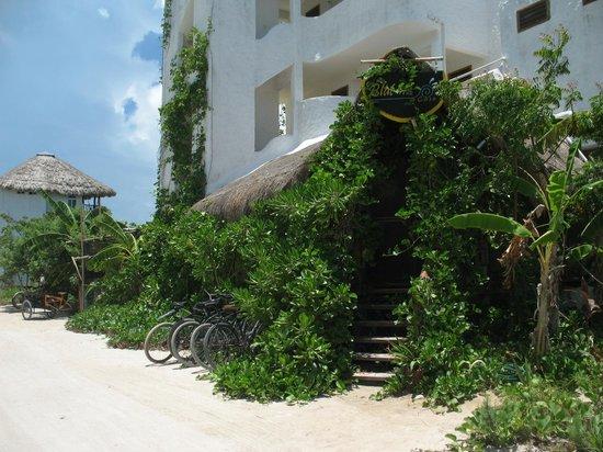 Casa Blat Ha: fachada