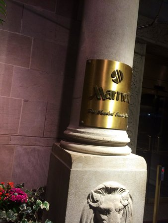New York Marriott East Side: The standard!