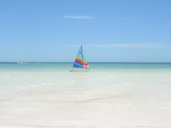 Casa Blat Ha: Playa