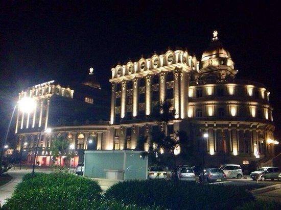 Sofitel Montevideo Casino Carrasco & Spa: Lindo!!!