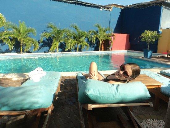 The Ritz Village Hotel : Piscina