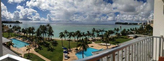 Fiesta Resort Guam: View from 6th floor