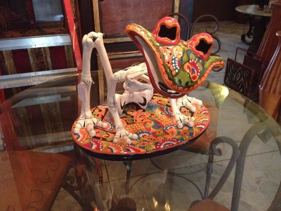 Tonala Craft Market: Unusual ceramics