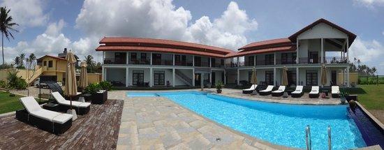 Imagine Villa Hotel: Une super piscine pour se détendre