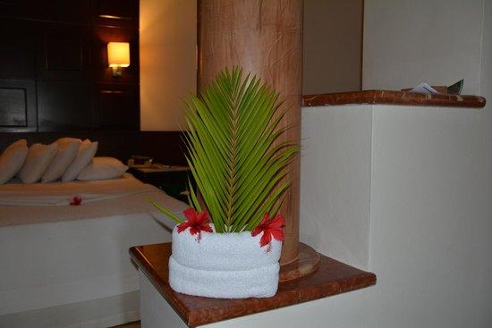 Bavaro Princess All Suites Resort, Spa & Casino: Nice decorations