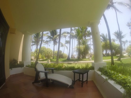 Bavaro Princess All Suites Resort, Spa & Casino: View from our room 756