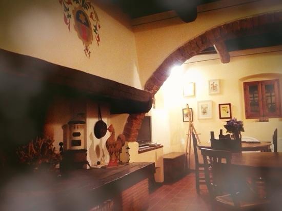 Hotel Tenuta il Burchio: magia..