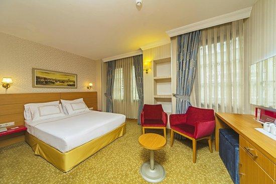 Almina Hotel: Standart Room