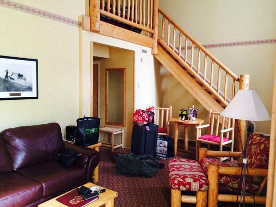 Brewster's Mountain Lodge: Loft Suite 318