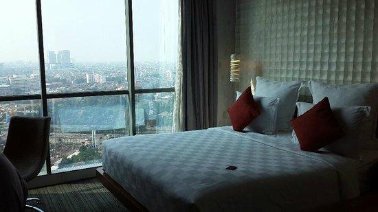 Pullman Jakarta Central Park: Lovely Room