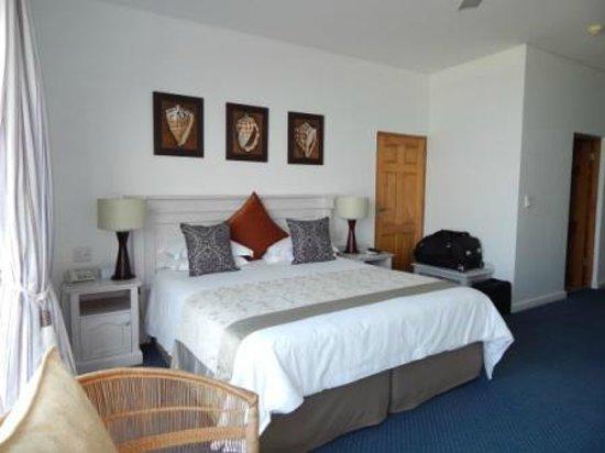 Arniston Spa Hotel: huge rooms