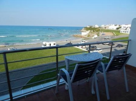 Arniston Spa Hotel: Seaview