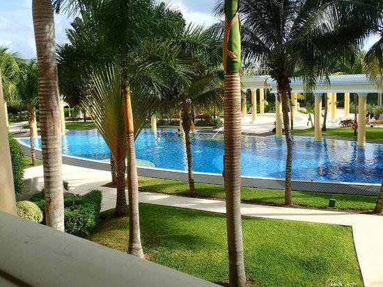 Iberostar Grand Hotel Paraiso: view from room 7256