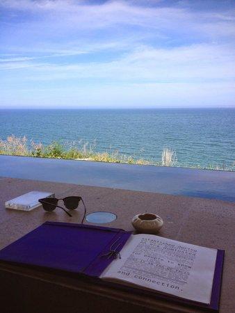 Mia Resort Nha Trang : View from mojito bar