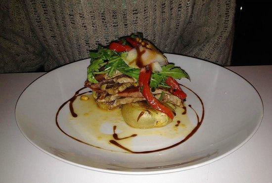 Little Restaurant and Bar: veal