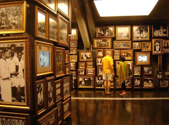 Museo del Fútbol: Museu Do Futebol
