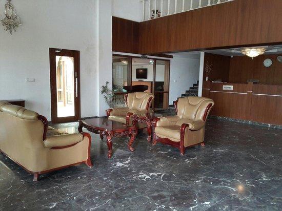 3 Palms Jaisal Vilas: Reception