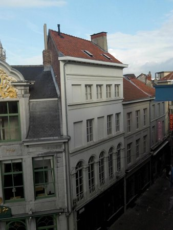 Novotel Gent Centrum: View from room