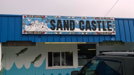 Moby Dick's: Sand Castle