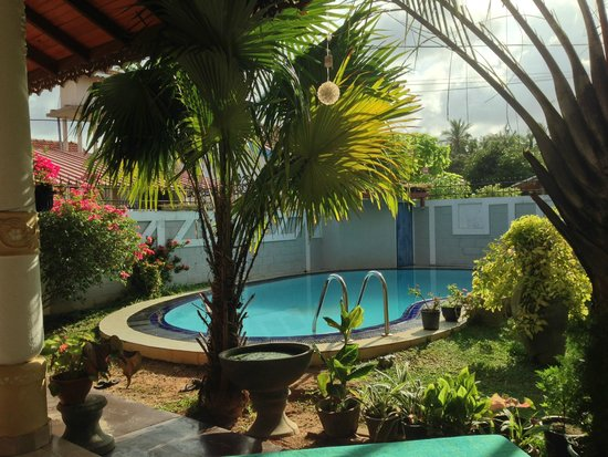 Serendib Guest House: piscina