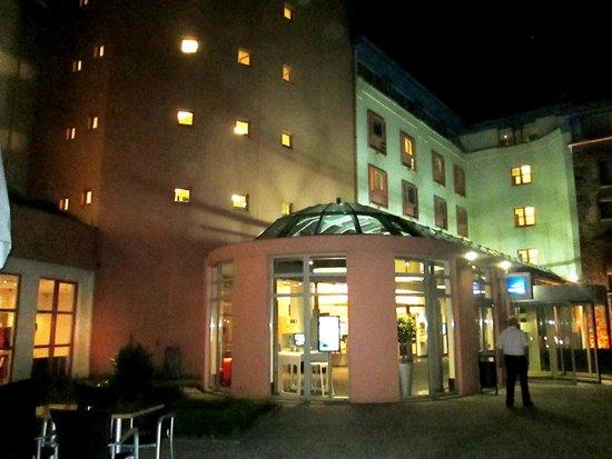 Novotel Gent Centrum: Facade