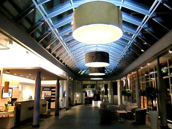 Novotel Gent Centrum: Lobby
