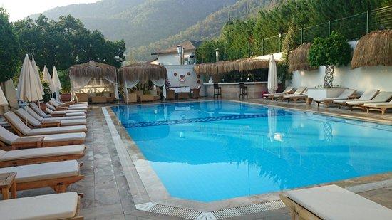 Marina Boutique Fethiye  Hotel: Beautiful cute swimming pool