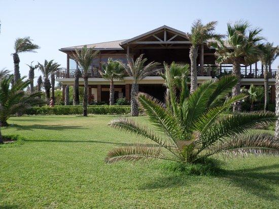 Hasdrubal Thalassa & Spa Djerba: Superbe Jardin