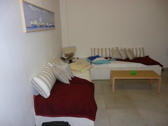 Bon SunConnect Ostria Resort U0026 Spa: Salon Et Lit Pour Les Enfants