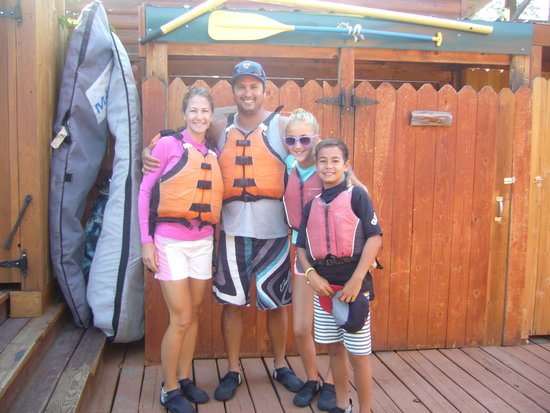 Flying Pig Adventure Company: River rafting fun