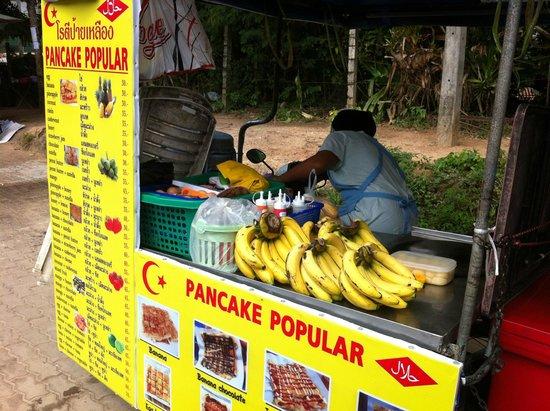 Aonang Goodwill: pancake