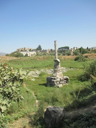 The Temple of Artemis (Artemision) : Temple of Artemis (Artemision)