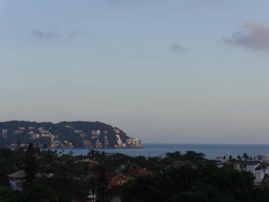 Guaruja Flat Hotel: Praia