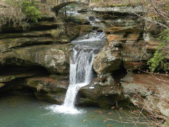 Hocking Hills State Park: Old Mans Cave